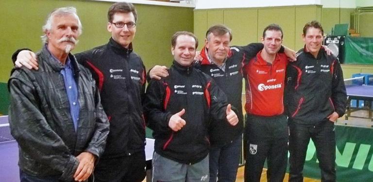 TTZ Sponeta Erfurt bleibt in der Thüringenliga