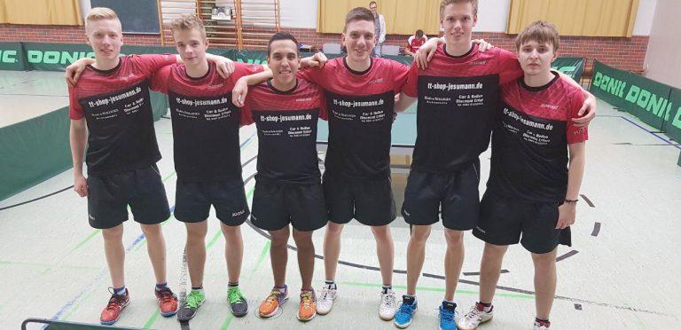 Erste Bewährungsprobe in der Regionalliga Süd bestanden