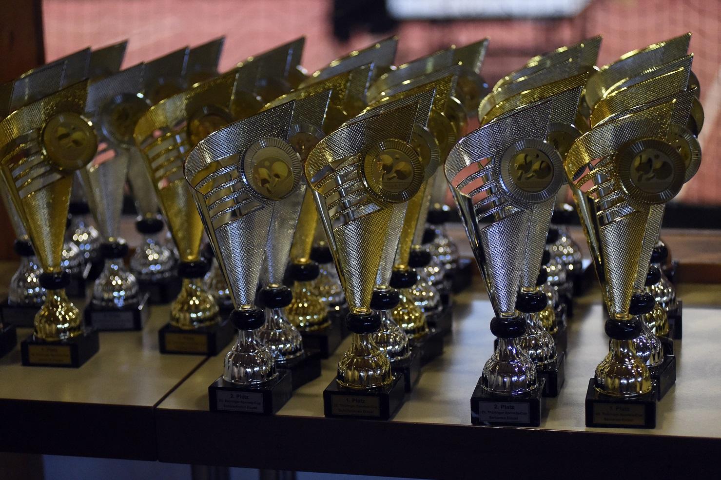 Sponeta Cup wieder voller Erfolg |Knapp 290 Teilnehmer in 20 Spielklassen