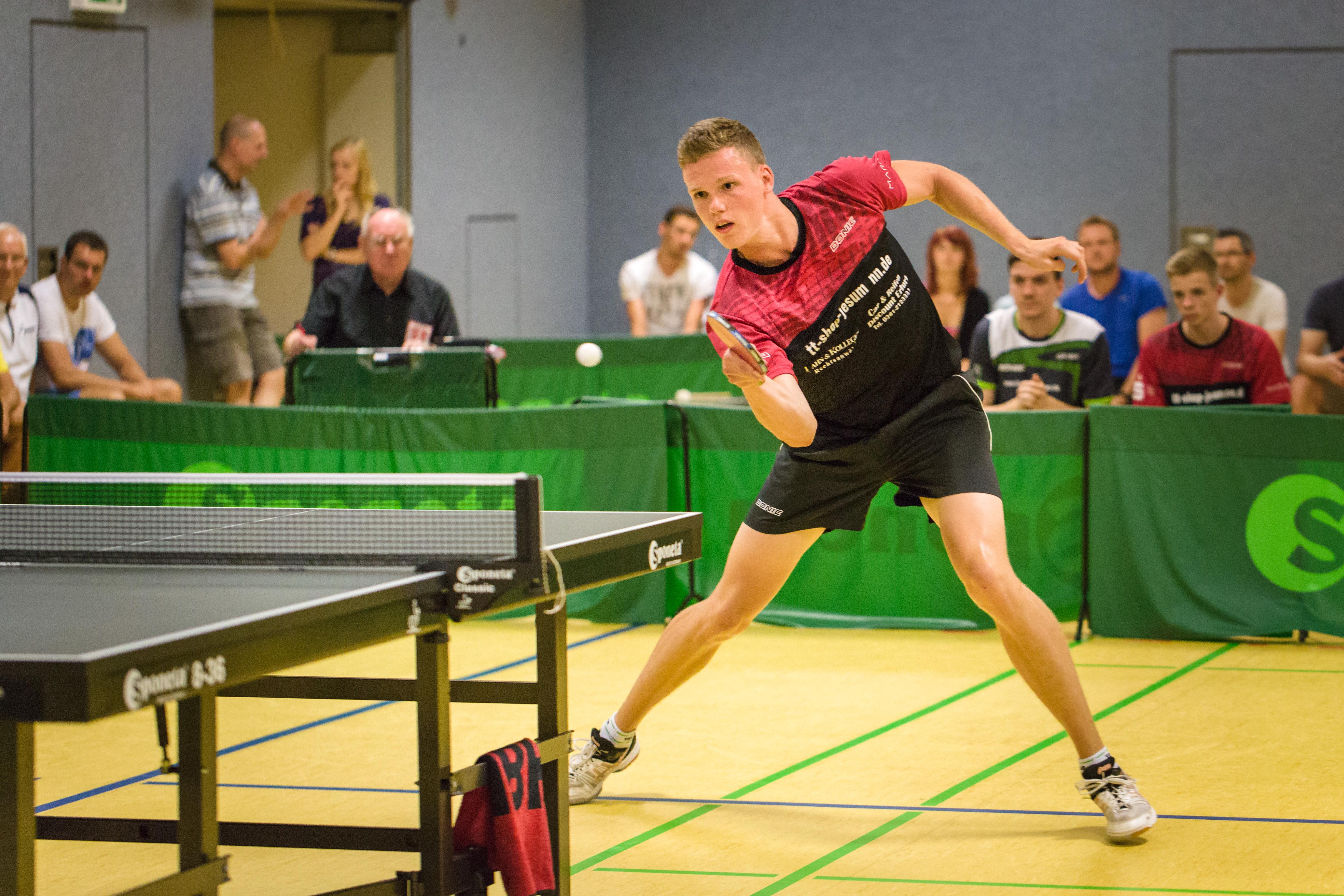 Erfurt kann auch Tischtennis!