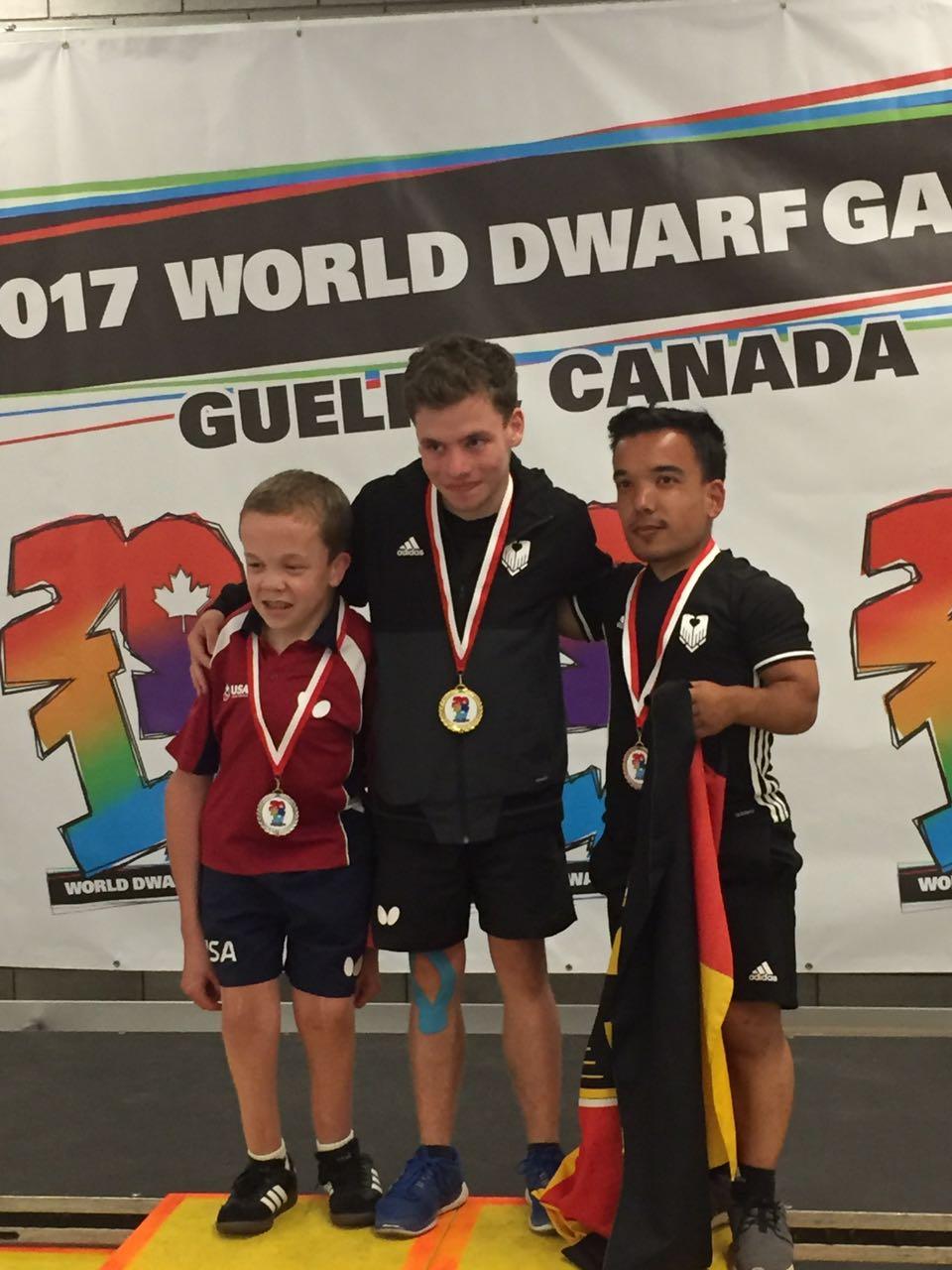 Nachtrag: Laurenz Fehling ist Weltmeister
